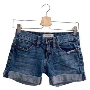 BullHead Denim Jean Shorts Size 00